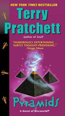 Pyramids - Pratchett, Terry