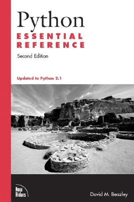 Python Essential Reference - Beazley, David M, and Van Rossum, Guido