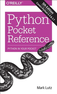 Python Pocket Reference - Lutz, Mark