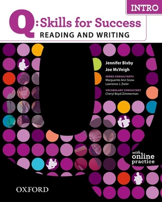 Q Skills for Success Reading and Writing: Intro: Student Book with Online Practice -
