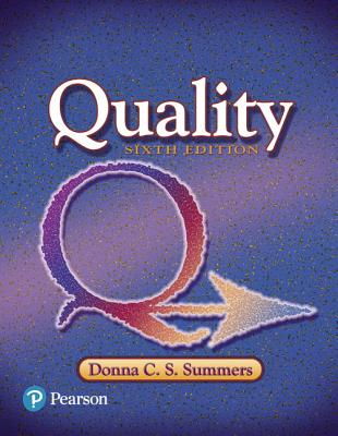 Quality - Summers, Donna