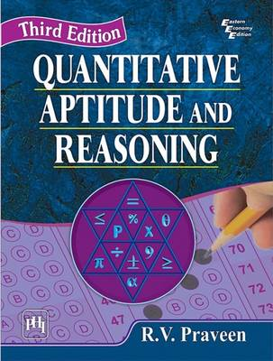 Quantitative Aptitude and Reasoning - Praveen, R. V.