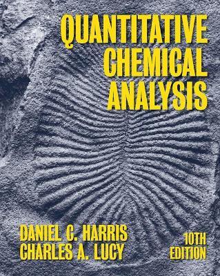 Quantitative Chemical Analysis - Harris, Daniel C.