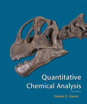 Quantitative Chemical Analysis - Harris, Daniel C.