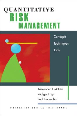Quantitative risk management pdf mcneil