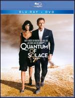 Quantum of Solace [2 Discs] [Blu-ray/DVD]