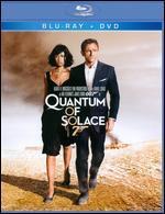 Quantum of Solace [2 Discs] [Blu-ray/DVD]