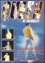 Queen at Wembley