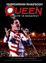 Queen: Hungarian Rhapsody - Live in Budapest - Janos Zsombolyai