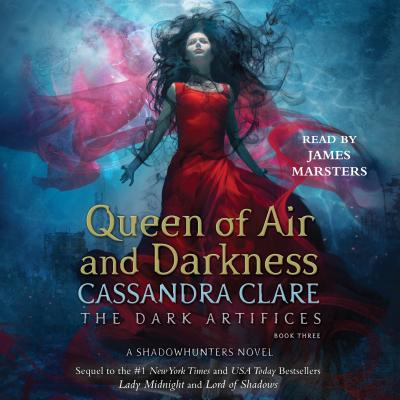 Queen of Air and Darkness - Simon and Schuster, and Marsters, James (Read by)
