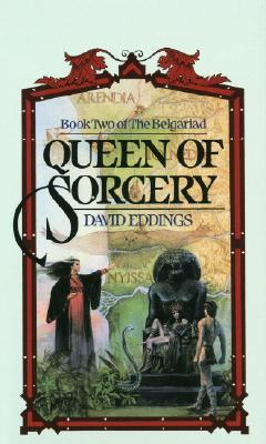 Queen of Sorcery - Eddings, David