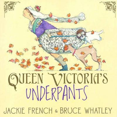 Queen Victoria's Underpants - French, Jackie