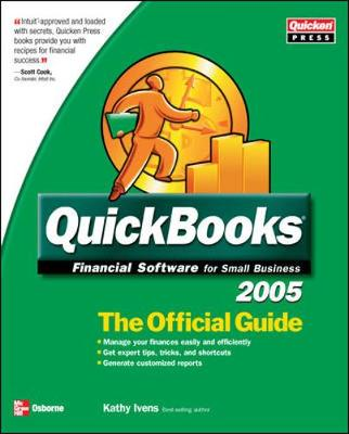 QuickBooks 2005 the Official Guide - Ivens, Kathy
