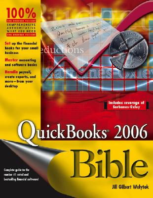 QuickBooks 2006 Bible - Gilbert Welytok, Jill
