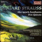 R. Strauss: Also Sprach Zarathustra/Don Quixote