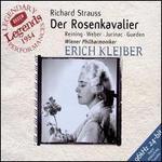 R. Strauss: Der Rosenkavalier - Alfred Poell (vocals); Anton Dermota (vocals); Hilde Güden (vocals); Ludwig Weber (vocals); Maria Reining (vocals); Sena Jurinac (vocals); Vienna State Opera Chorus (choir, chorus); Wiener Philharmoniker; Erich Kleiber (conductor)