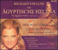 R. Strauss: Die Ägyptische Helena - BJ Fredricks (mezzo-soprano); Carl Tanner (tenor); Celena Shafer (soprano); Christopher Robertson (baritone);...