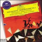 R. Strauss: Don Quixote; Horn Concerto No.2