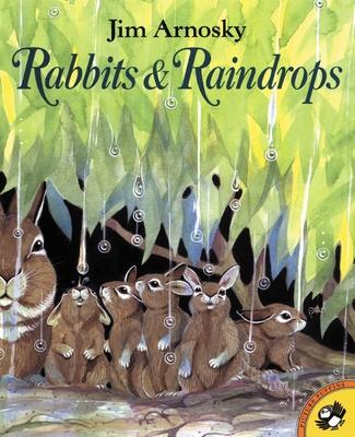Rabbits and Raindrops - Arnosky, Jim