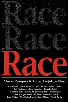 Race - Sanjek, Roger (Editor)