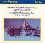 Rachmaninoff: Concerto No. 2; Tchaikovsky: Concerto No. 1