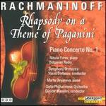 Rachmaninoff: Rhapsody on a Paganini Theme, Piano Concerto 1
