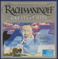Rachmaninoff's Greatest Hits - Gary Graffman (piano); Philippe Entremont (piano)