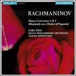 Rachmaninov:Concerto Nos. 1 & 4/Rhapsody on a Theme of Paganini