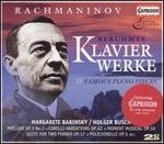Rachmaninov: Famous Piano Pieces (Box Set)