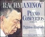 Rachmaninov: Piano Concertos (Complete); Paganini Rhapsody