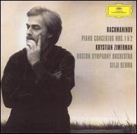 Rachmaninov: Piano Concertos Nos. 1 & 2 - Krystian Zimerman (piano); Boston Symphony Orchestra; Seiji Ozawa (conductor)