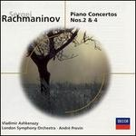Rachmaninov: Piano Concertos Nos. 2 and 4