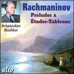 Rachmaninov: Preludes & Études-Tableaux