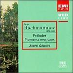 Rachmaninov: Preludes; Moments Musicaux; Ravel: Gaspard de La Nuit