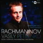 Rachmaninov: Symphony No. 1; Prince Rostislav