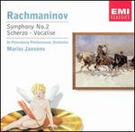 Rachmaninov: Symphony No. 2; Scherzo; Vocalise