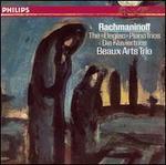 "Rachmaninov: The ""Elegiac"" Piano Trios"