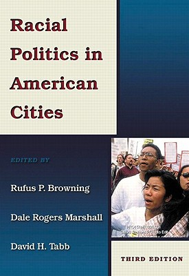 Racial Politics in American Cities - Browning, Rufus P