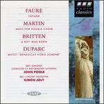 Radio Classics: Faure; Martin; Britten; Duparc
