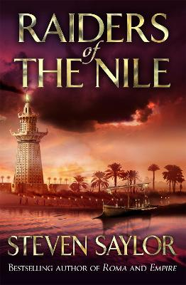 Raiders Of The Nile - Saylor, Steven