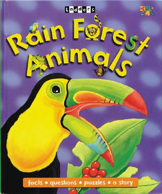Rain Forest Animals - Baker, Lucy