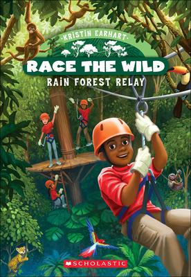 Rain Forest Relay - Earhart, Kristin
