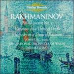 Rakhmaninov: Piano Concerto No. 4; Variations on a Theme of Corelli; Rhapsody on a Theme of Paganini