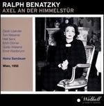 Ralph Benatzky: Axel an der Himmelstür