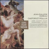 Rameau: Castor et Pollux - Concentus Musicus Wien; G�rard Souzay (vocals); Helga Reiter (vocals); Jacques Villisech (vocals);...