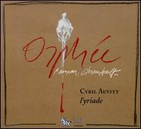 Rameau, Clérambault: Orphée - Cyril Auvity (tenor); L'yriade