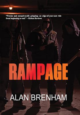 Rampage: A Jason Scarsdale Novel - Brenham, Alan