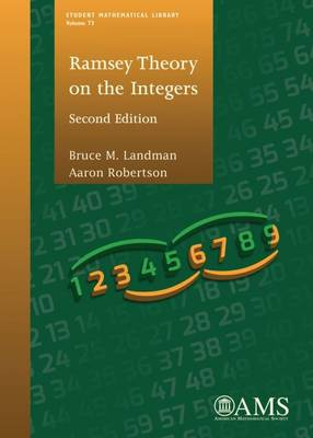 Ramsey Theory on the Integers - Landman, Bruce M., and Robertson, Aaron