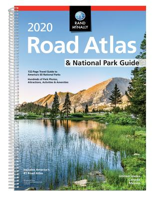 Rand McNally 2020 National Park Road Atlas & Guide - Rand McNally