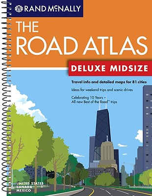 Rand McNally Deluxe Midsize Road Atlas - Rand McNally (Creator)